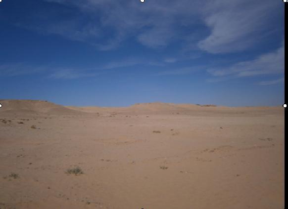 Desde el Sahara
