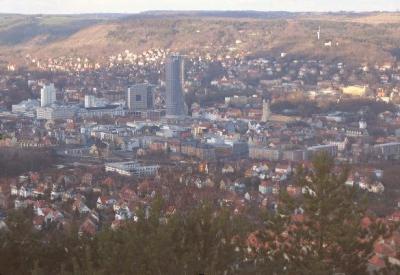 Hola a todos desde Jena