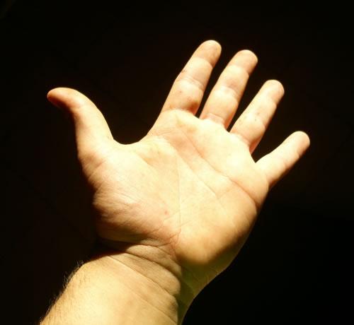 ¿Cuál es el sonido al aplaudir con una sola mano?