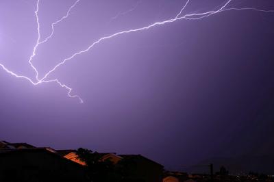 Transitando en la tormenta