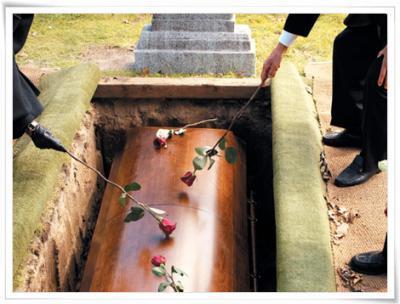 Necesitamos un funeral